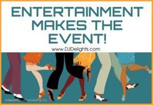 wedding entertainment budget