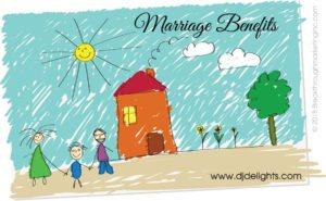 marriage benefits
